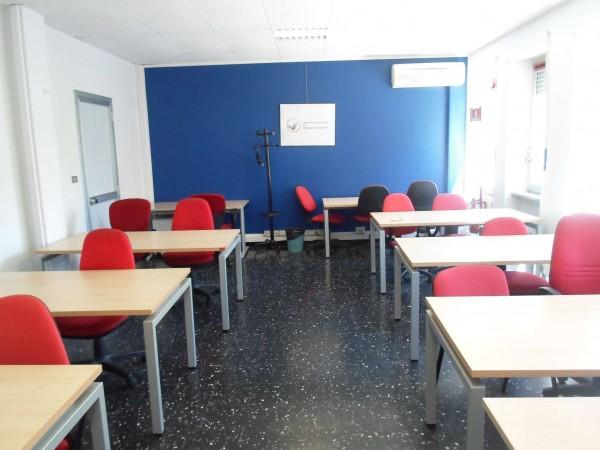 Ufficio in vendita a Collegno, Borgata Paradiso, 300 mq - Foto 17