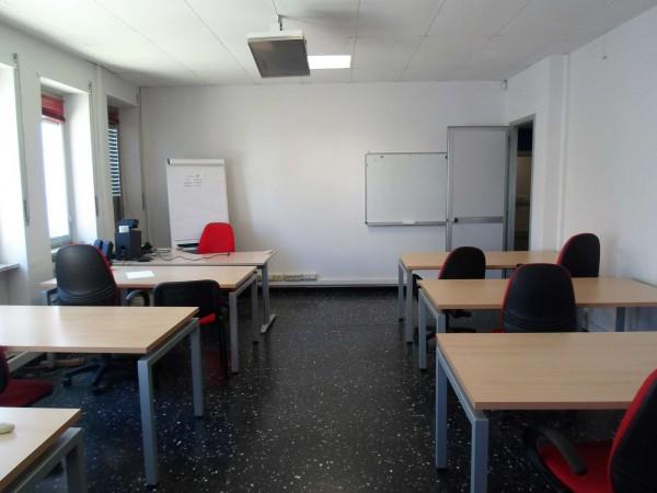 Ufficio in vendita a Collegno, Borgata Paradiso, 300 mq - Foto 14