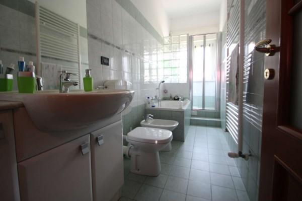 Appartamento in vendita a Torino, Falchera, Arredato, con giardino, 120 mq - Foto 4