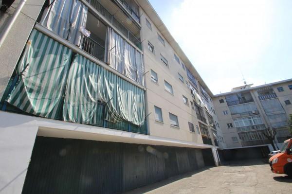 Appartamento in vendita a Torino, Falchera, Arredato, con giardino, 120 mq - Foto 18