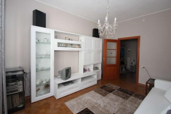 Appartamento in vendita a Torino, Falchera, Arredato, con giardino, 120 mq - Foto 11