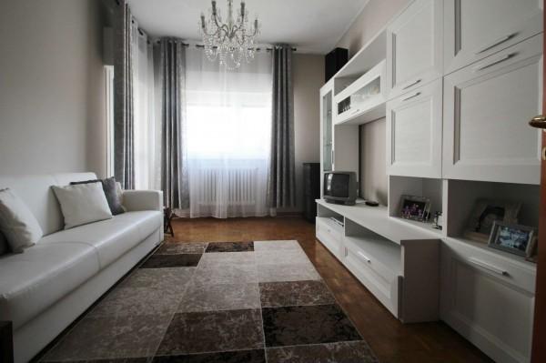Appartamento in vendita a Torino, Falchera, Arredato, con giardino, 120 mq - Foto 12