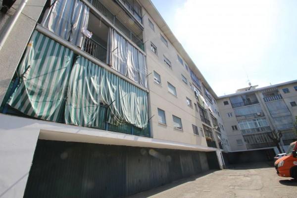Appartamento in vendita a Torino, Falchera, Arredato, con giardino, 120 mq - Foto 19