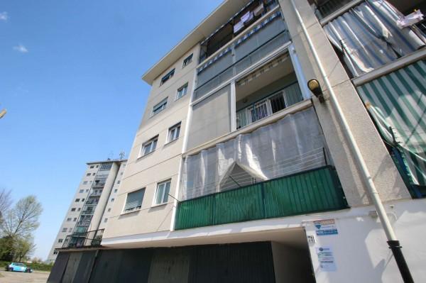 Appartamento in vendita a Torino, Falchera, Arredato, con giardino, 120 mq - Foto 20