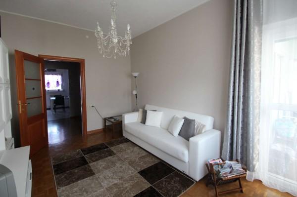 Appartamento in vendita a Torino, Falchera, Arredato, con giardino, 120 mq - Foto 10