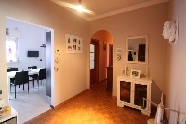 Appartamento in vendita a Torino, Falchera, Arredato, con giardino, 120 mq - Foto 9
