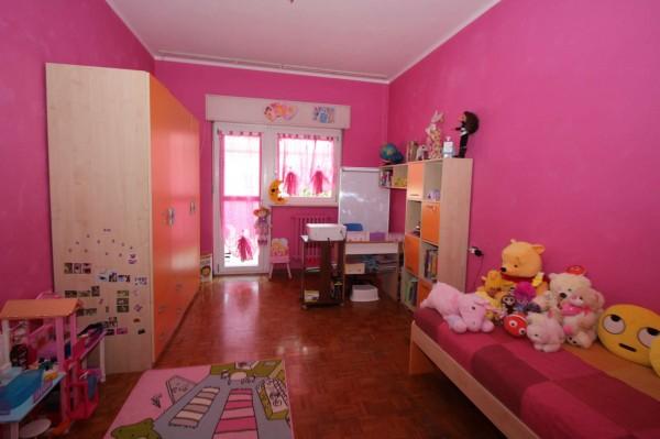 Appartamento in vendita a Torino, Falchera, Arredato, con giardino, 120 mq - Foto 8
