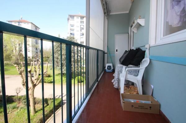 Appartamento in vendita a Torino, Falchera, Arredato, con giardino, 120 mq - Foto 14