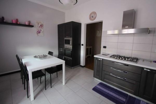 Appartamento in vendita a Torino, Falchera, Arredato, con giardino, 120 mq - Foto 17