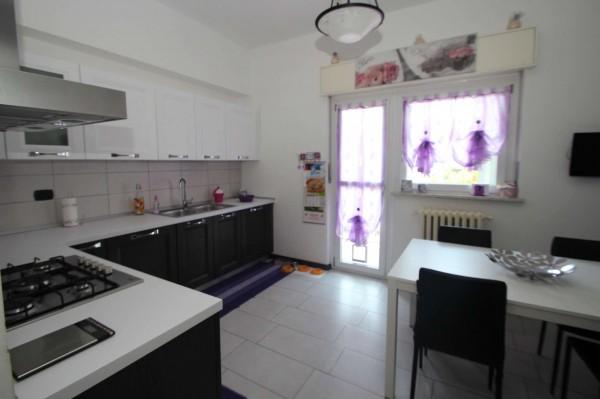 Appartamento in vendita a Torino, Falchera, Arredato, con giardino, 120 mq - Foto 1