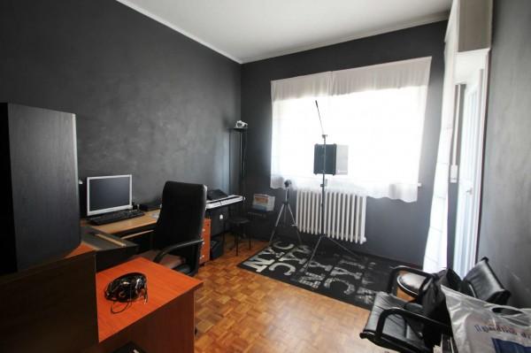 Appartamento in vendita a Torino, Falchera, Arredato, con giardino, 120 mq - Foto 5