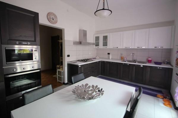Appartamento in vendita a Torino, Falchera, Arredato, con giardino, 120 mq - Foto 16