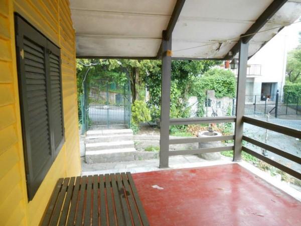 Casa indipendente in vendita a Casella, Adiacenze Centro Di Casella, Con giardino, 100 mq - Foto 44