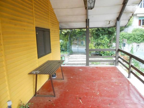 Casa indipendente in vendita a Casella, Adiacenze Centro Di Casella, Con giardino, 100 mq - Foto 45