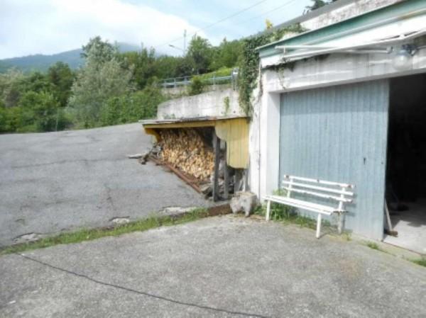Casa indipendente in vendita a Casella, Adiacenze Centro Di Casella, Con giardino, 100 mq - Foto 39