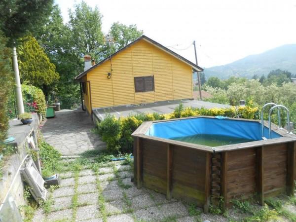 Casa indipendente in vendita a Casella, Adiacenze Centro Di Casella, Con giardino, 100 mq - Foto 24