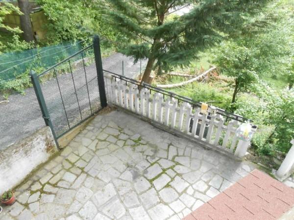 Casa indipendente in vendita a Casella, Adiacenze Centro Di Casella, Con giardino, 100 mq - Foto 16