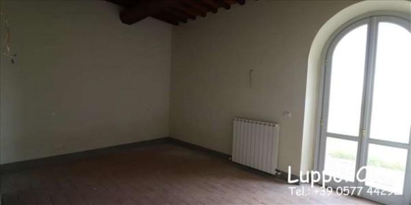 Appartamento in vendita a Monteroni d'Arbia, Con giardino, 145 mq - Foto 7