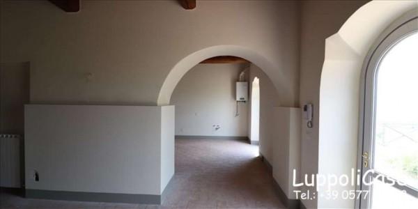 Appartamento in vendita a Monteroni d'Arbia, Con giardino, 145 mq - Foto 3