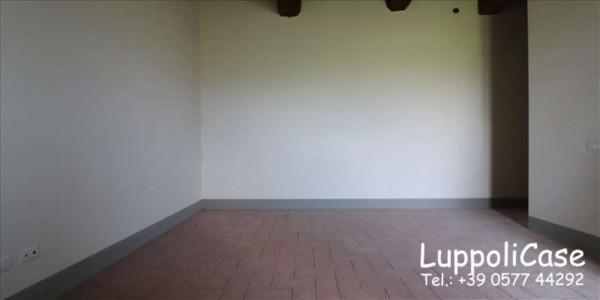 Appartamento in vendita a Monteroni d'Arbia, Con giardino, 145 mq - Foto 6