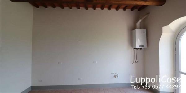 Appartamento in vendita a Monteroni d'Arbia, Con giardino, 145 mq - Foto 13