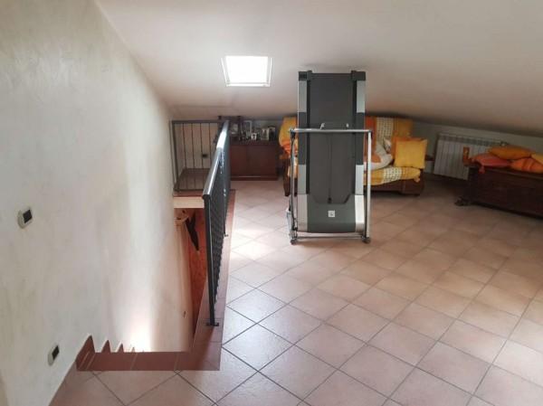 Villa in vendita a Roma, Boccea Valle Santa, Con giardino, 320 mq - Foto 16