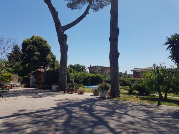 Villa in vendita a Roma, Boccea Valle Santa, Con giardino, 320 mq - Foto 9