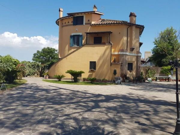 Villa in vendita a Roma, Boccea Valle Santa, Con giardino, 320 mq - Foto 4