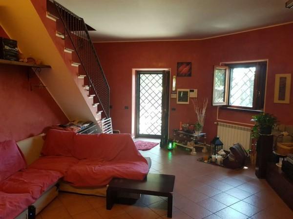 Villa in vendita a Roma, Boccea Valle Santa, Con giardino, 320 mq - Foto 43