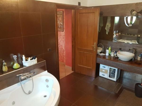 Villa in vendita a Roma, Boccea Valle Santa, Con giardino, 320 mq - Foto 25