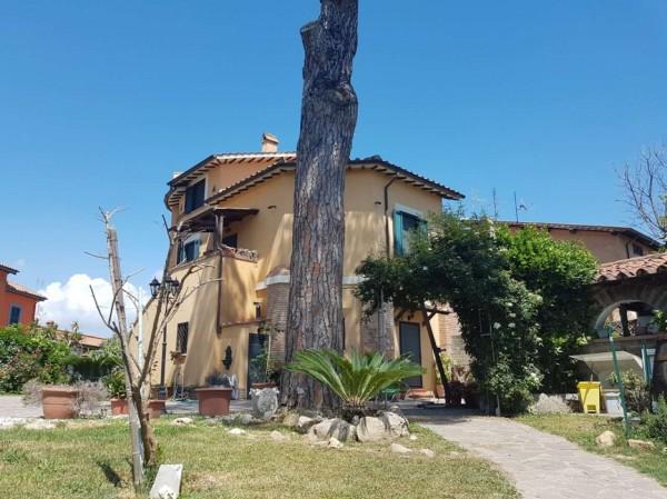 Villa in vendita a Roma, Boccea Valle Santa, Con giardino, 320 mq - Foto 7