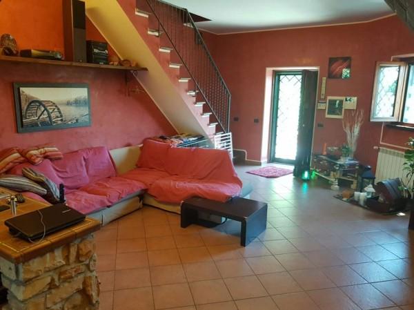 Villa in vendita a Roma, Boccea Valle Santa, Con giardino, 320 mq - Foto 44