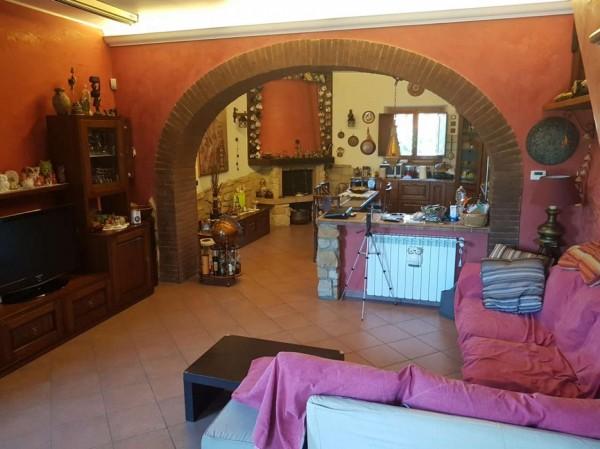 Villa in vendita a Roma, Boccea Valle Santa, Con giardino, 320 mq - Foto 47