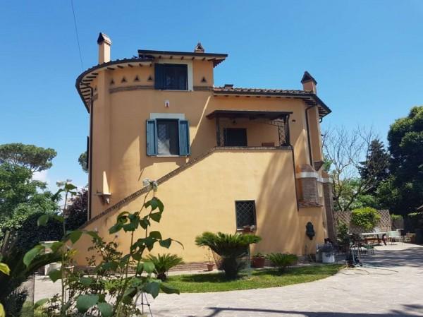 Villa in vendita a Roma, Boccea Valle Santa, Con giardino, 320 mq - Foto 5
