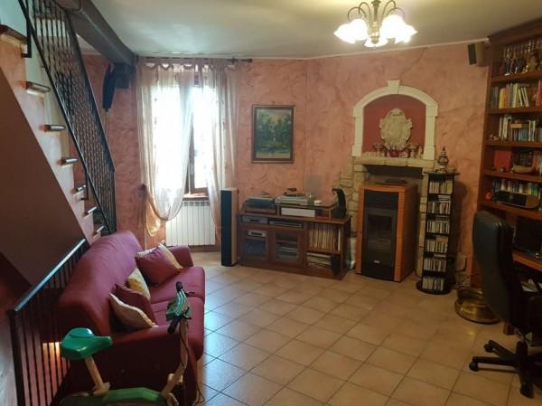 Villa in vendita a Roma, Boccea Valle Santa, Con giardino, 320 mq - Foto 37