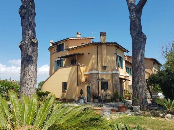 Villa in vendita a Roma, Boccea Valle Santa, Con giardino, 320 mq - Foto 6