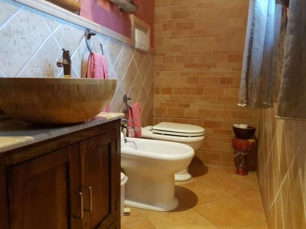 Villa in vendita a Roma, Boccea Valle Santa, Con giardino, 320 mq - Foto 28