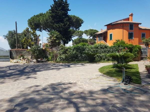 Villa in vendita a Roma, Boccea Valle Santa, Con giardino, 320 mq - Foto 11