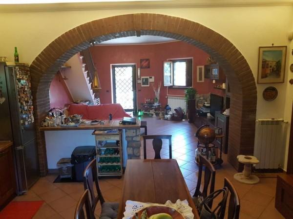 Villa in vendita a Roma, Boccea Valle Santa, Con giardino, 320 mq - Foto 46