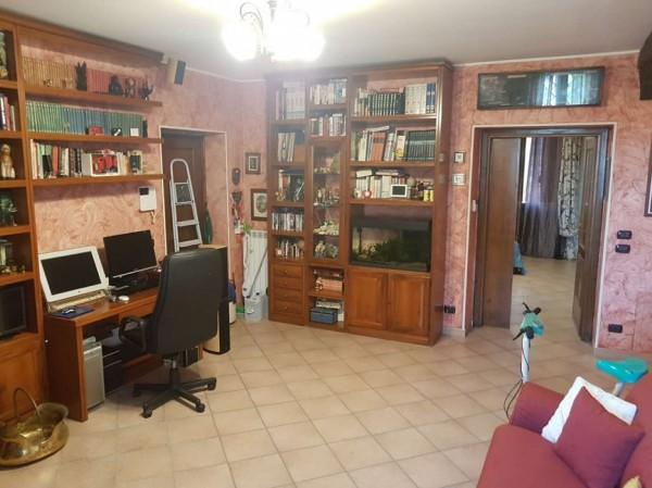 Villa in vendita a Roma, Boccea Valle Santa, Con giardino, 320 mq - Foto 33
