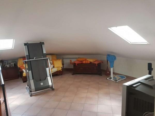 Villa in vendita a Roma, Boccea Valle Santa, Con giardino, 320 mq - Foto 17