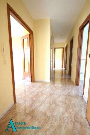 Appartamento in affitto a Taranto, Residenziale, Con giardino, 111 mq