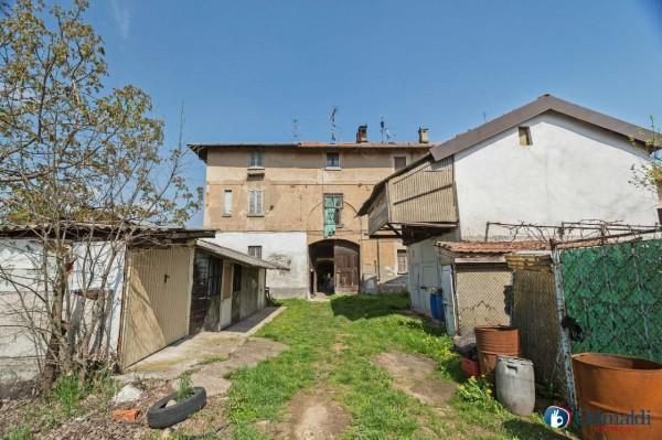 Appartamento in vendita a Pregnana Milanese, Arredato, con giardino, 55 mq - Foto 4