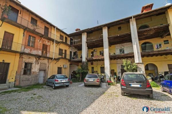 Appartamento in vendita a Pregnana Milanese, Arredato, con giardino, 55 mq - Foto 7