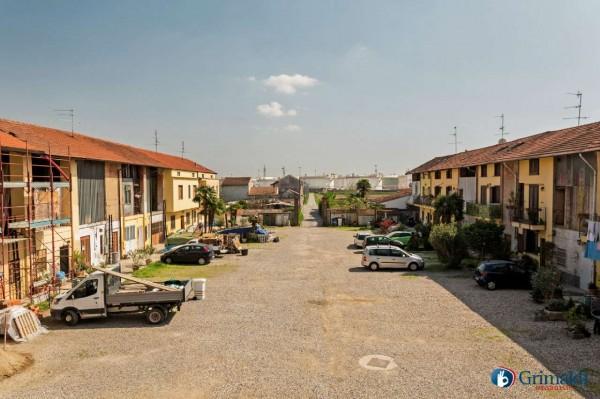 Appartamento in vendita a Pregnana Milanese, Arredato, con giardino, 55 mq - Foto 12