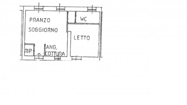 Appartamento in vendita a Pregnana Milanese, Arredato, con giardino, 55 mq - Foto 3