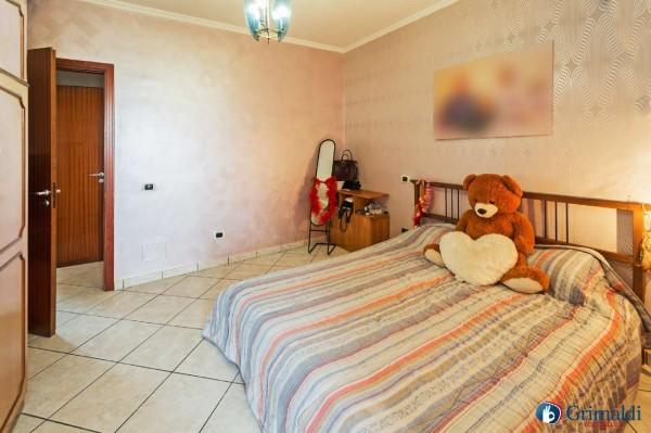 Appartamento in vendita a Pregnana Milanese, Arredato, con giardino, 55 mq - Foto 16
