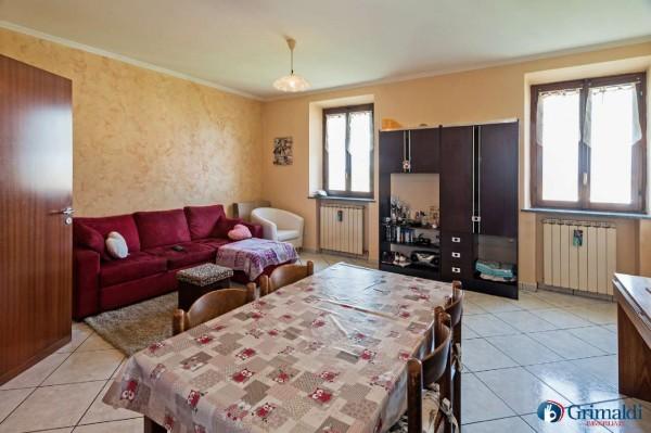 Appartamento in vendita a Pregnana Milanese, Arredato, con giardino, 55 mq - Foto 20