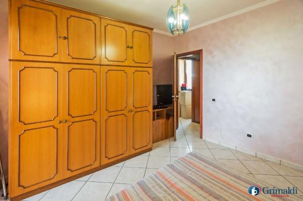 Appartamento in vendita a Pregnana Milanese, Arredato, con giardino, 55 mq - Foto 15
