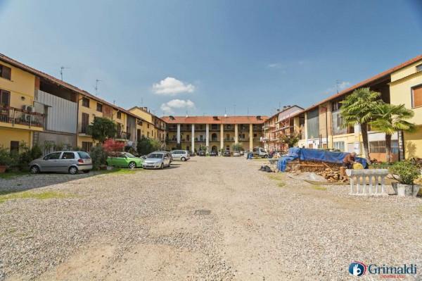 Appartamento in vendita a Pregnana Milanese, Arredato, con giardino, 55 mq - Foto 6
